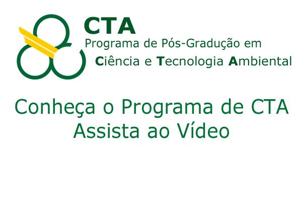 Vídeo do Programa de CTA
